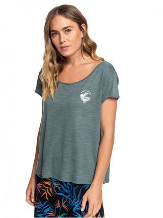 Roxy Dámske tričko Havana Chill B North Atlantic ERJZT04855-BMZ0 L