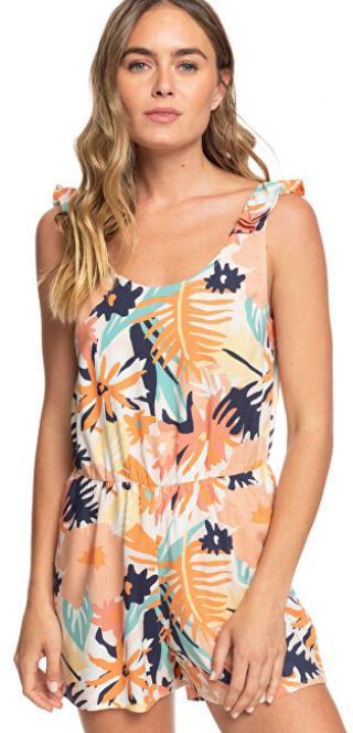 Roxy Dámsky overal Rainbow Palm Peach Blush Bright Skies ERJWD03417-MDT8 M dámské