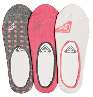 Roxy Set ponožiek Liner Socks Marshmallow ERJAA03462-WBT0