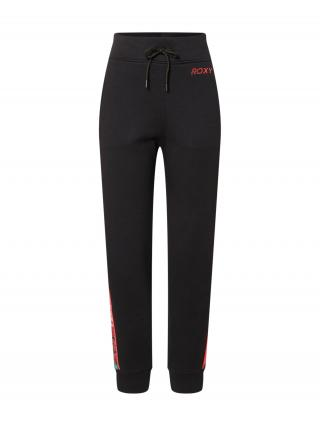 ROXY Športové nohavice YOU ARE SO COOL  čierna / zmiešané farby dámské XS