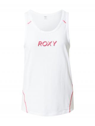 ROXY Športový top KEEPS ME GOING  biela / ružová / ružová dámské XS