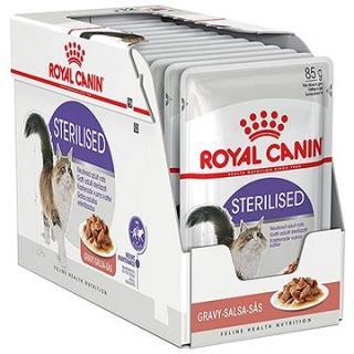Royal Canin Sterilised Gravy 12×85 g