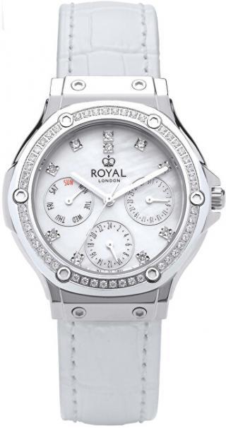 Royal London Analogové hodinky 21431-02 dámské