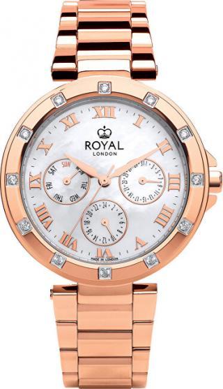 Royal London Analogové hodinky 21434-07 dámské
