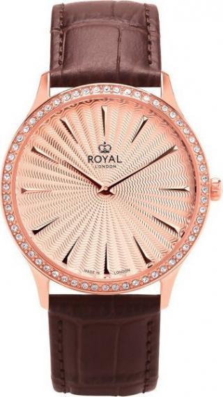 Royal London Analogové hodinky 21436-07 dámské