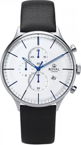 Royal London Analogové hodinky 41383-02 pánské