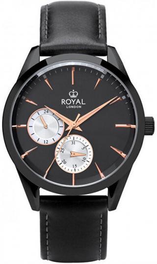 Royal London Analogové hodinky 41387-05 pánské
