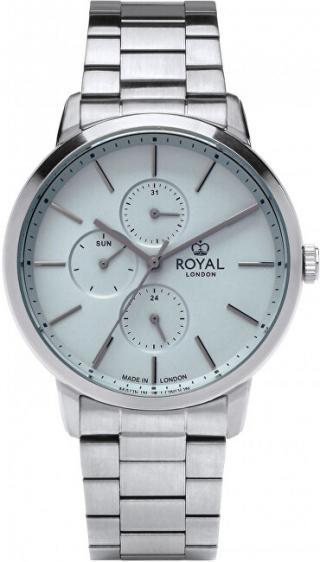 Royal London Analogové hodinky 41457-04 pánské
