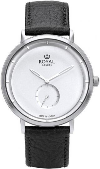 Royal London Analogové hodinky 41470-01 pánské