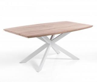 Rozťahovací stôl Hics Wood Hnedá