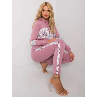 RUE PARIS Dirty pink set with pants dámské Other L