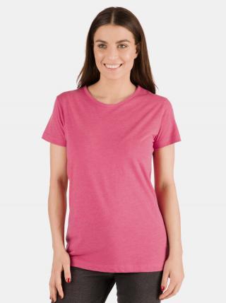 Ružové dámske tričko SAM 73 dámské ružová XL