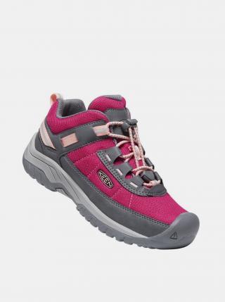 Ružové dievčenské tenisky Keen ružová 32-33