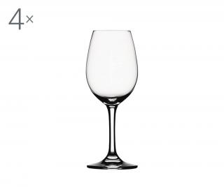 Sada 4 sklenic na bílé víno Spiegelau Festival 281 ml Bílá 281 ml