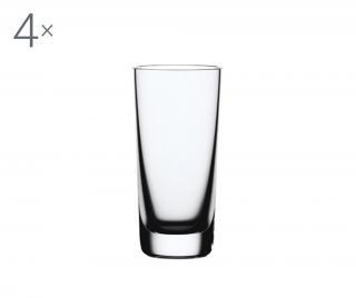 Sada 4 sklenic na panáky Nachtmann Vivendi 55 ml Bílá 55 ml