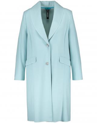 SAMOON Prechodný kabát Kopenhagen  svetlomodrá dámské XL