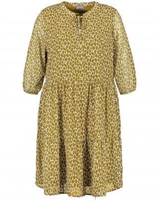 SAMOON Šaty  svetlozelená dámské 48