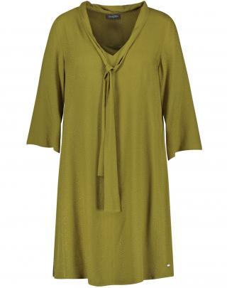 SAMOON Šaty  zelená dámské 44