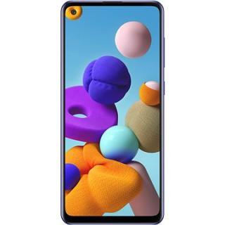 Samsung Galaxy A21s 128GB modrá