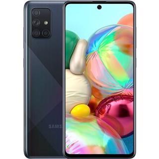 Samsung Galaxy A71 čierny