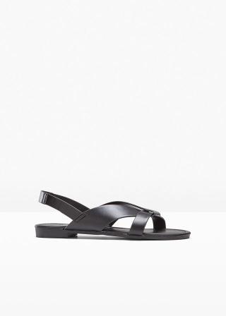 Sandále dámské čierna 42,36,37,38,39,40,41