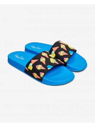 Sandále, papuče pre mužov Happy Socks - modrá pánské 36-37