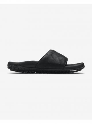 Sandále, papuče pre mužov Under Armour - čierna pánské 41