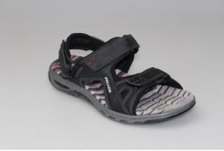 SANTÉ Zdravo tne obuv Pánska - PE / 31604-06 NERO 44