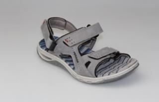 SANTÉ Zdravo tne obuv Pánska - PE / 31604-55 GRAFITE 44