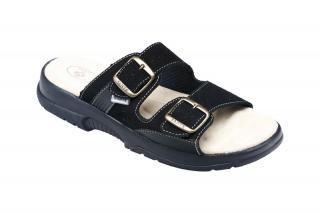 SANTÉ Zdravotná obuv pánska N / 517/35/68 / CP čierna 47 pánské