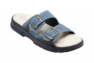 SANTÉ Zdravotná obuv pánska N / 517/35/88 / CP modrá 45 pánské