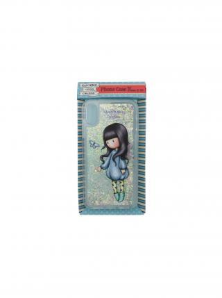 Santoro plastový kryt Gorjuss Bubble Fairy dámské modrá