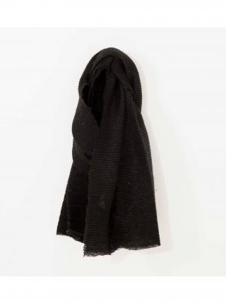 Šatky, šály pre ženy CAMAIEU - čierna dámské
