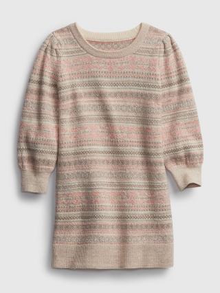 Šaty GAP Farebná zlatoružová 80-86