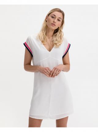 Šaty na denné nosenie pre ženy Pepe Jeans - biela dámské M