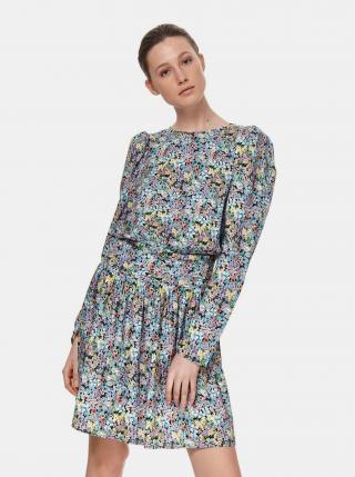 Šaty na denné nosenie pre ženy TOP SECRET - svetlomodrá dámské M