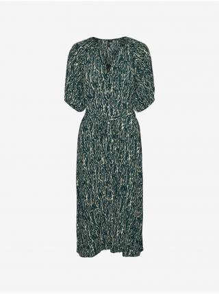 Šaty na denné nosenie pre ženy VERO MODA - modrá, zelená dámské XS