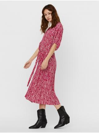Šaty na denné nosenie pre ženy VERO MODA - ružová dámské M