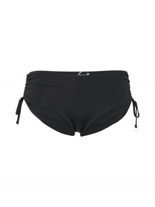 Seafolly Bikinové nohavičky  čierna dámské M