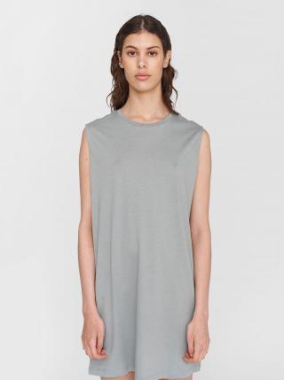 Šedé šaty Noisy May Mayden dámské sivá M