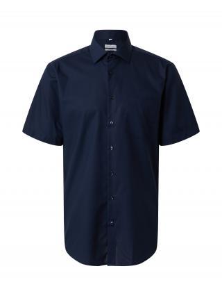 SEIDENSTICKER Košeľa  námornícka modrá pánské S-M
