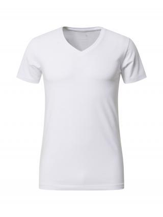 SEIDENSTICKER Tričko Schwarze Rose   biela pánské M