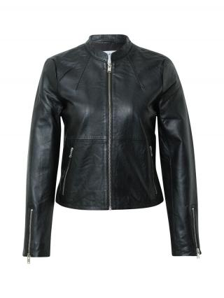 SELECTED FEMME Prechodná bunda Ibi  čierna dámské XS
