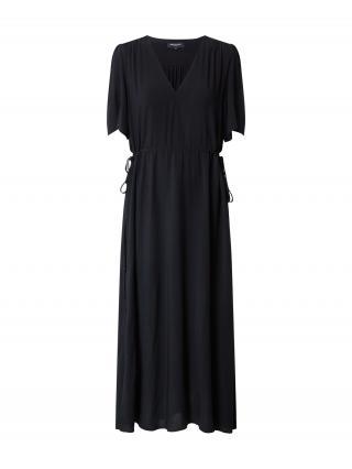 SELECTED FEMME Šaty WYNONA-DAMINA  čierna dámské 34