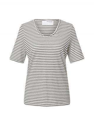 SELECTED FEMME Tričko BELIVE  biela / čierna dámské XS