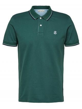 SELECTED HOMME Tričko  smaragdová pánské S