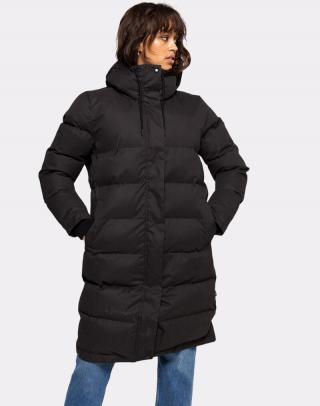 Selfhood Hooded Puffer Coat Black XS dámské Čierna XS