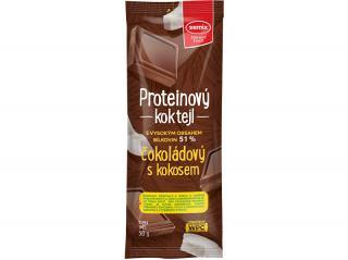 Semix Proteinový koktejl čokoládový s kokosem 30g