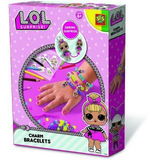 SES Creative L.O.L Surprise kouzelné náramky