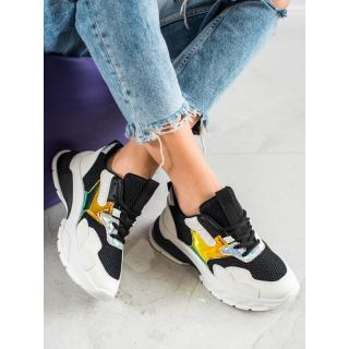 SHELOVET FASHIONABLE SNEAKERS dámské white 39